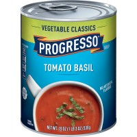 Progresso Vegetable Classics Tomato Basil Soup Gluten Free