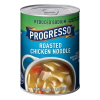 Progresso Soup Roasted Chicken Noodle Reduced Sodium