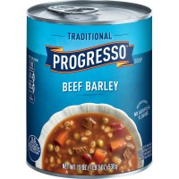 Progresso Traditional Beef Barley Soup