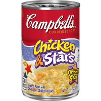 Campbell's Kids Chicken & Stars Condensed Soup