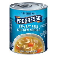 Progresso Soup Traditional Chicken Noodle 99% Fat Free