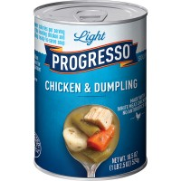 Progresso Soup Chicken & Dumpling Light