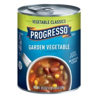 Progresso Vegetable Classics Garden Vegetable Soup-Gluten Free