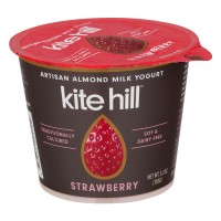 Kite Hill Artisan Almond Milk Yogurt Strawberry Soy & Dairy Free