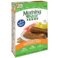 MorningStar Farms Breakfast Veggie Sausage Links - 10 ct