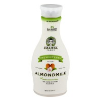 Califia Farms Almond Milk Unsweetened Gluten, Soy & Lactose Free Refrig