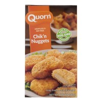 Quorn Chik'n Nuggets Meatless & Soy-Free Frozen Non-GMO