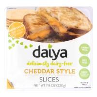 Daiya Cheddar Style Dairy Free Slices