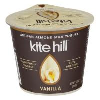 Kite Hill Artisan Almond Milk Yogurt Vanilla