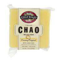 Field Roast Grain Meat Co. Vegan Chao Slices Creamy Original