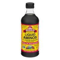 Bragg Liquid Aminos All-Purpose Seasoning (Soy Sauce Alternative)