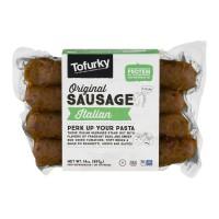 Tofurky Italian Sausage with Sun Dried Tomatoes & Basil - 4 ct