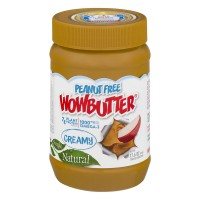 Wowbutter Toasted Spread Creamy Peanut Free