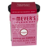 Mrs. Meyer's Clean Day Peppermint Scent Scented Soy Candle