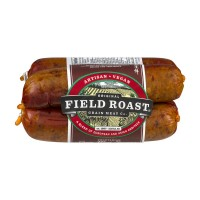 Field Roast Grain Meat Sausages Mexican Chipotle Vegetarian - 4 ct
