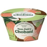 Chobani Coconut Based Non-Dairy Peac