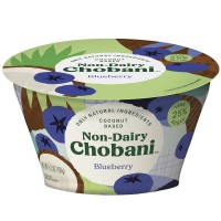 Chobani Coconut Based Non-Dairy Blueberry