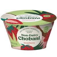 Chobani Coconut Based Non-Dairy Strawberry