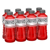 POWERade ZERO ION4 Fruit Punch Sports Drink - 8 pk