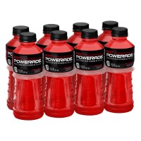 POWERade ION4 Sports Drink Fruit Punch - 8 pk