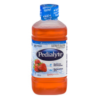 Pedialyte Electrolyte Solution Strawberry