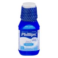 Phillips' Milk Of Magnesia Sugar Free Original Liquid