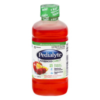 Pedialyte Advanced Cherry Punch Oral Electrolyte Maintenance Solution