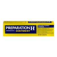 Preparation H Hemorrhoidal Ointment