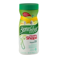 Benefiber Healthy Shape Fiber Supplement Powder Unflavored
