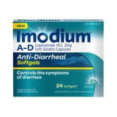 Imodium A-D Anti-Diarrheal Caplets