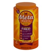 Metamucil 4 in 1 MultiHealth Fiber! Smooth Texture Orange