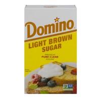 Domino Premium Pure Cane Brown Sugar Light