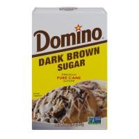Domino Premium Pure Cane Brown Sugar Dark