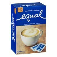 Equal Original Sweetener 0 Calorie Packets - 230 ct