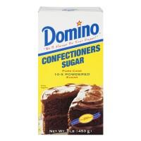 Domino Pure Cane Confectioners Sugar 10X Powdered