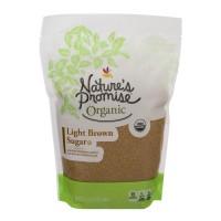 Nature's Promise Organic Light Brown Sugar