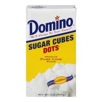 Domino Premium Pure Cane Sugar Cubes Dots