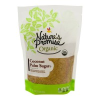 Nature's Promise Organic Coconut Palm Sugar