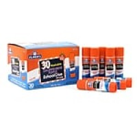 Elmer's® School Glue Sticks, 7g., 30/Pack