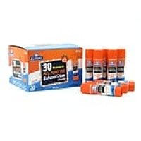 Elmer's® Glue Sticks, All-Purpose, 30/Pack