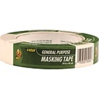 "Duck® Masking Tape .94"" x 60 Yards"