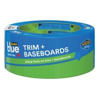 3M ScotchBlue 1.88 in. x 60 yds. Trim and Baseboards Painter's Tape with Edge-Lock