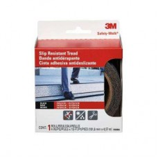 3M 4 in. x 15 ft. Safety Walk Step and Ladder Tread Tape