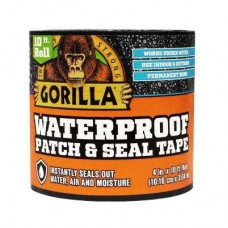 Gorilla 4 in. x 10 ft. Waterproof Patch and Seal Tape