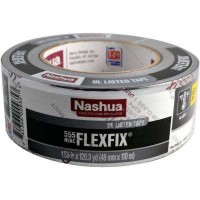 Nashua Tape 1.89 in. x 120.3 yd. 555 FlexFix UL Listed Tape