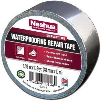 Nashua Tape 1.89 in. x 10.9 yd. Waterproofing Repair Tape
