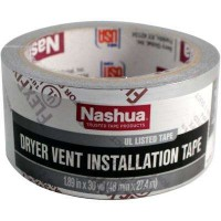 Nashua Tape 1.89 in. x 30 yd. Dryer Vent Installation Tape