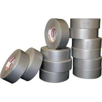Nashua Tape 1.89 in. x 60 yd. 394 General Purpose Duct Tape Silver Pro Pack (12-Pack)
