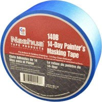 Nashua Tape 1.42 in. x 60.1 yds. 140B 14-Day Blue Painter's Masking Tape