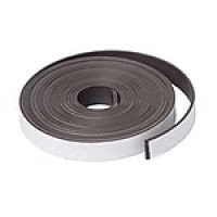 "Dowling Magnets Magnet Strip Roll with Adhesive, 1"" x 10' (DO-735005)"